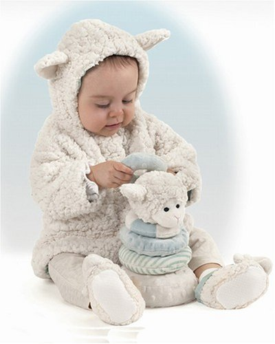 Bearington Baby - Lamby Coat, 12-24 months
