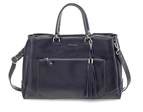 Tamaris Damen Handtasche MELANIE 2273172-805 Damen elegante Handtasche in Navy