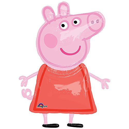 Peppa Pig Birthday Party Balloon 36 in (W)