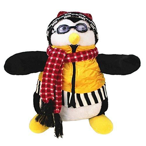"Araonstorm TV Series Joey's Friends HUGSY Plush Penguin Rachel Stuffed Doll Toy 18"" Gift"
