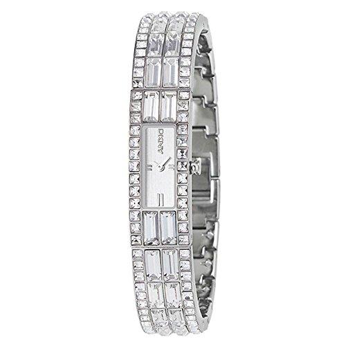 dkny-ny3715-womens-classic-wrist-watch-silver-dial