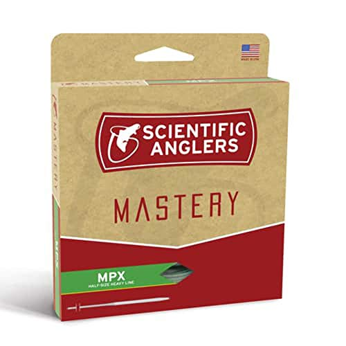 (Scientific Anglers MPX Taper- Buckskin / Optic Green, WF- 7-F)