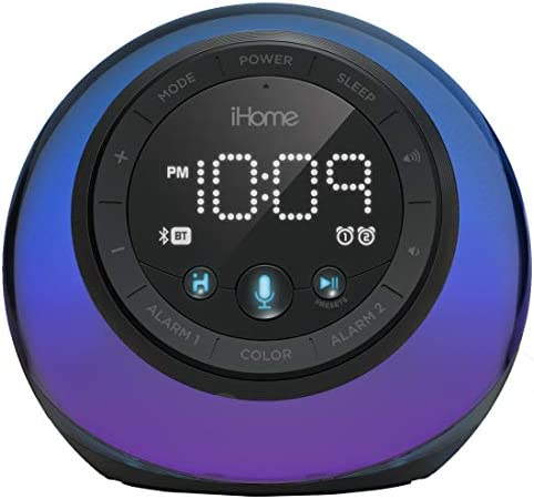 iHome App enhanced Bluetooth Changing Customizable