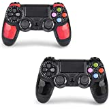 PS4 Controller Charger, BEBONCOOL PS4 Wireless...