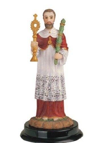 5'' Inch Statue of St Saint Ramon Nonato San Santo Nonnatus Spain Figurine Figure by GC