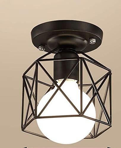 Ceiling Lamp Meubles De Maison Plafonnier Rétro Bar Décoration Plafond Lampsuropean Couleurs Lumières Chambre Lampe De Salle à Manger