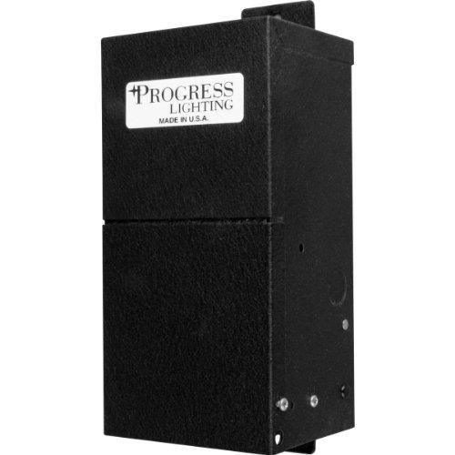 Progress Lighting P8654-31 14 Volt Transformer, Black ()