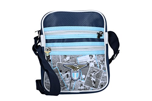 Umgehängt herren LAZIO ENZO CASTELLANO blau bandolier bag VF169