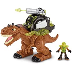Fisher-Price Imaginext Motorized T-Rex by Fisher-Price