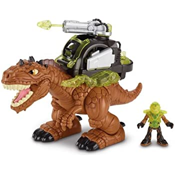 Fisher-Price Imaginext Motorized T-Rex