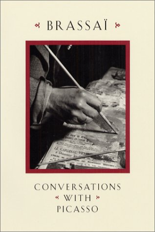 Read Online Conversations with Picasso pdf