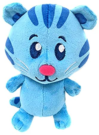 Amazoncom Daniel Tigers Neighborhood Tigey 6 12 Inch Plush Toy