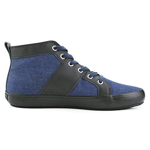 Mens Leo Navy Burnetie Mens Black Burnetie Shoe Pqxwf0B6