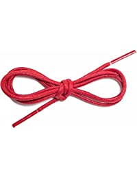 Shoe String King Waxed Cotton Oxford Replacement Shoelaces - Chose your colors and size
