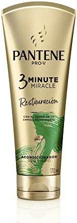 Condicionador 3 Minutos Milagrosos Restauração 170 ml, Pantene, 170 Ml