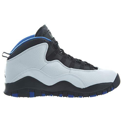 Nike Kids GS Jordan 10 Retro Basketball Shoe (6) (Jordan Air 6 Girls)