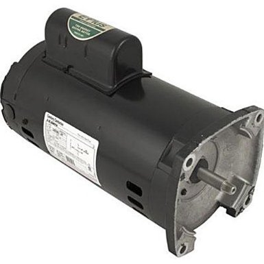 Regal Beloit America - Epc B2843 Square Flange Pool Motor 2 HP -  A.O. Smith