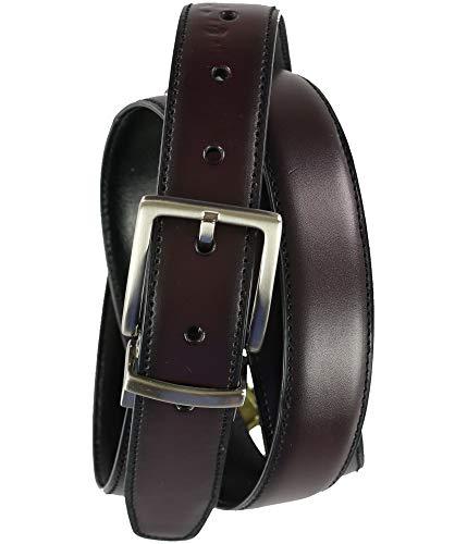 Club Room Mens Reversible Belt Black 44 - Reversible Room Club Belt