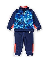 Conjunto de traje de 2 piezas Nike Little Baby Boys Tricot Track Suit, Game Royal,