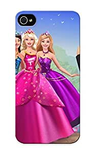 New My Free Cartoon Barbie Princes Charm Tpu Case Cover, Anti-scratch Honeyhoney Phone Case For Iphone 6 4.7