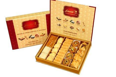 Shatila SHATILA SIGNATURE BAKLAWA BOX product image