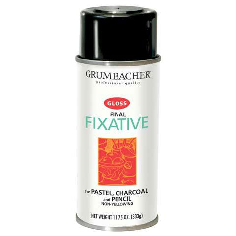 Chartpak 11.75 Oz Matte Final Fixative Can Lbl (549.CAN)