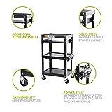 Pearington AV and Presentation Cart Stand for Video