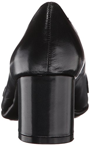 Aerosoles Womens Roxstar Robe Pompe En Cuir Noir