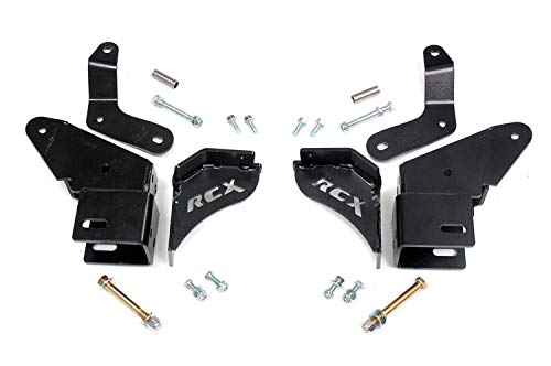 Rough Country 1627 - Control Arm Drop/Relocation Kit (fits) 4.5-6.5
