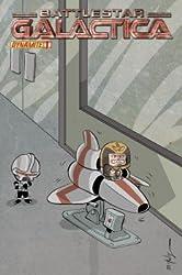 (Classic) Battlestar Galactica Vol. 2 No. 1 Subscription Exclusive Variant