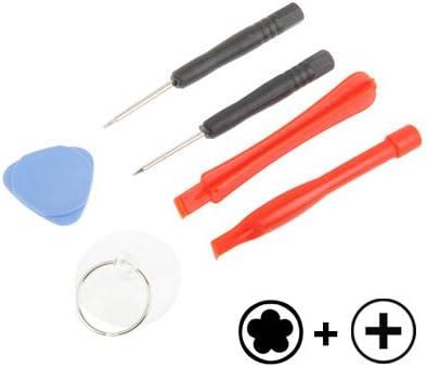 TANNGDIFNJAUN Repair Kits Professional Versatile Screwdrivers Set for iPhone 5 /& 5S /& 5C Tool Kits Sucker + Paddles + Screwdriver iPhone 4 /& 4S