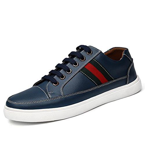 Minitoo LHEU-LH522, Sneaker Uomo, Blu (Dark Blue), 40