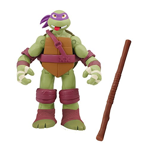 Teenage Mutant Ninja Turtles Tongue Pop Out Donatello Action Figure (Teenage Mutant Ninja Turtles Bad Guys)