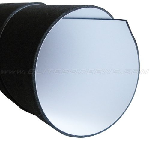 Elite Screens Insta-DE Series, 84-inch 4:3, Wall Covering Dry Erase Marker WhiteBoard Projection Screen, Model: IWB84VW ()