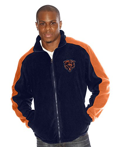 Chicago Jackets Bears Heavyweight - Chicago Bears NFL