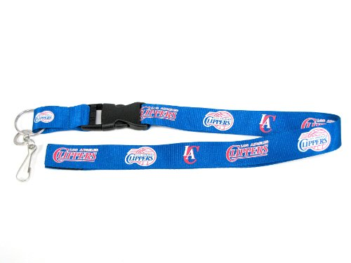 Pro Specialties Group NBA Los Angeles Clippers Lanyard