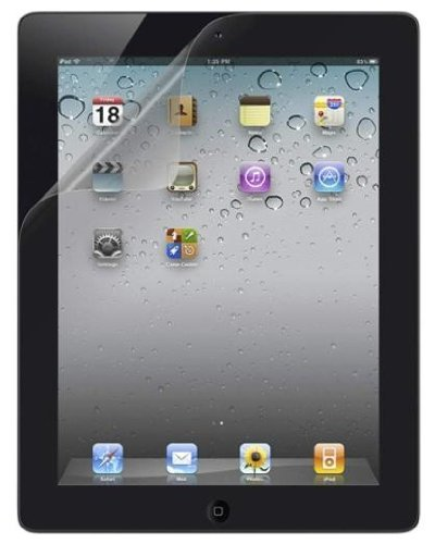 Belkin Anti-Smudge Screen Protector for the New Apple iPad with Retina Display (4th Generation) & iPad 3 ()