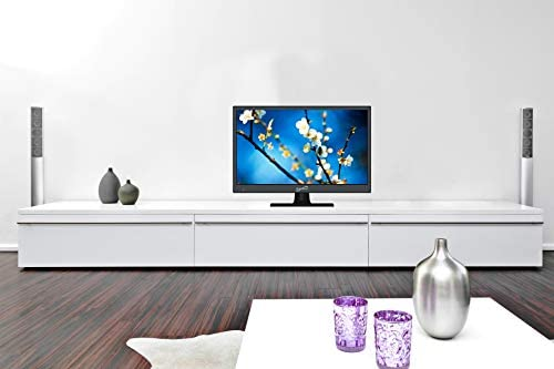 "SuperSonic SC-1511H LED Widescreen HDTV 15"" Flat Screen with USB Compatibility, SD Card Reader, HDMI & AC/DC Input: Built-in Digital Noise Reduction with Bonus HDMI Cable Included"