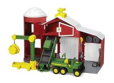 John Deere - Power Drive Barn by Rc2