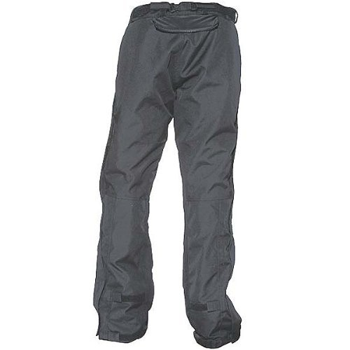 Joe Rocket Ballistic 7.0 Men's Textile Sports Bike Racing Motorcycle Pants - Black / Tall - 3X-Large