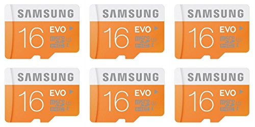 6 x Quantity of Sharp AQUOS Crystal 16GB Micro SD Card Memory Ultra Class 10 SDHC up to 48MB/s with Adapter - FAST FROM Orlando, Florida USA! (Sd Card For Sharp Aquos compare prices)