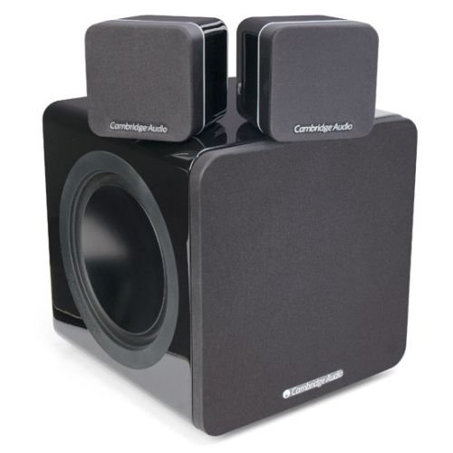CAMBRIDGE AUDIO Minx S212 v2 – 2.1 Stereo Music System – ...