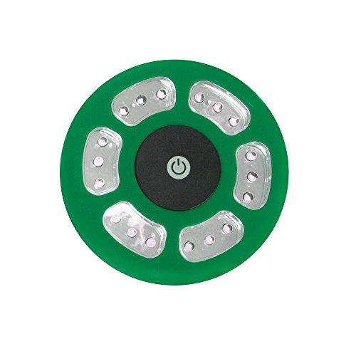 Tooltime Ultrabright 18 Led Magnetic Tent Light With Hanging Hook Green from TOOL TIME