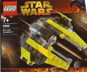 LEGO Star Wars Mini Jedi Starfighter 6966