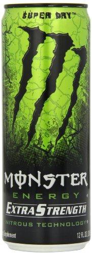 Monster Nitrous Energy Drink 12 Ounce