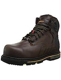 Stanley Men's Dexterous 6 Inch Steel Toe Work Boot