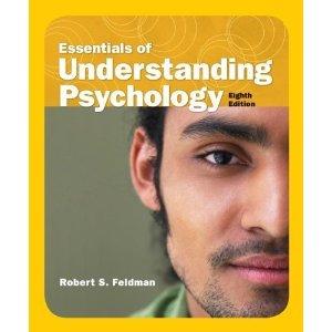 Essentials of Understanding Psychology 8th (Eighth) Edition byFeldman