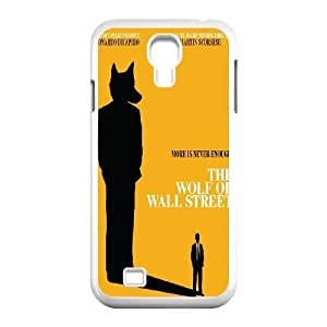 Samsung Galaxy S4 I9500 Phone Cases White Wolf Of Wall Street CWQ176284