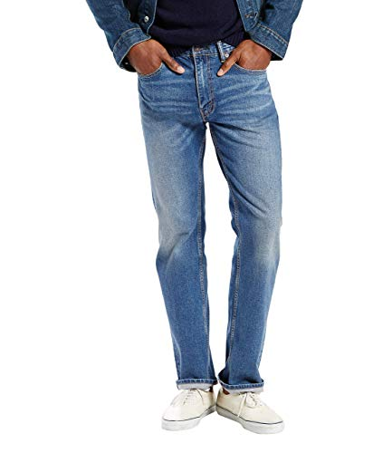 Root 501 Hombre Fit Regular Big Stretch Cremallera levi's Jean 505 Levi's Con xwH45YvqZq