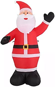 Gemmy 9 ft. Inflatable Santa